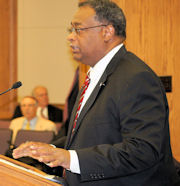 Virginia Highway Commissioner Gregory A. Whirley