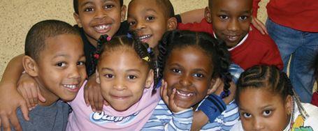 Woodville Elementary students