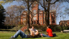 Georgia Tech has a great campus -- which many of its new students will never need to visit.