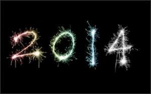 2014 -- woo hoo!
