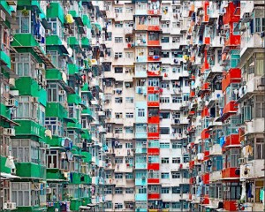 It could be worse -- you could live in Hong Kong.
