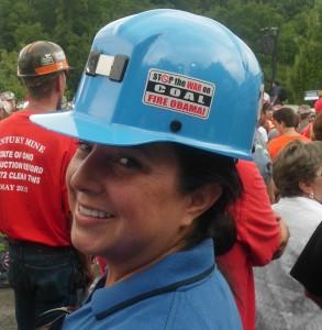 coal woman