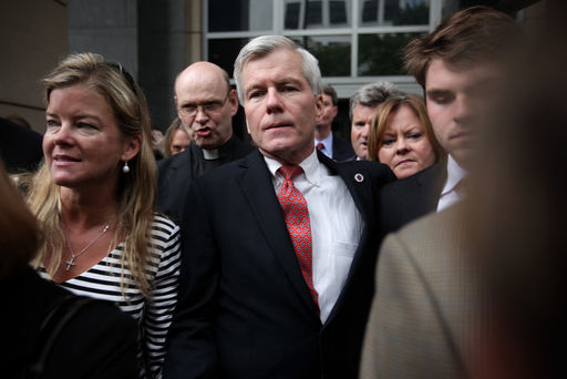Image: Verdict Reached In Corruption Trial Of Former Virginia Governor McDonnell And His Wife