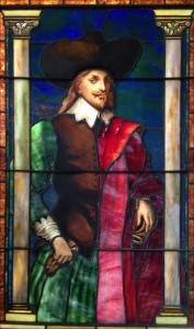 Nathaniel Bacon -- he was one dapper dresser! Once revered as a revolutionary predecessor to the founding fathers, Bacon now is reviled by progressive historians projecting 21st-century sensibilities into the 17th century, as an anti-Indian racist.
