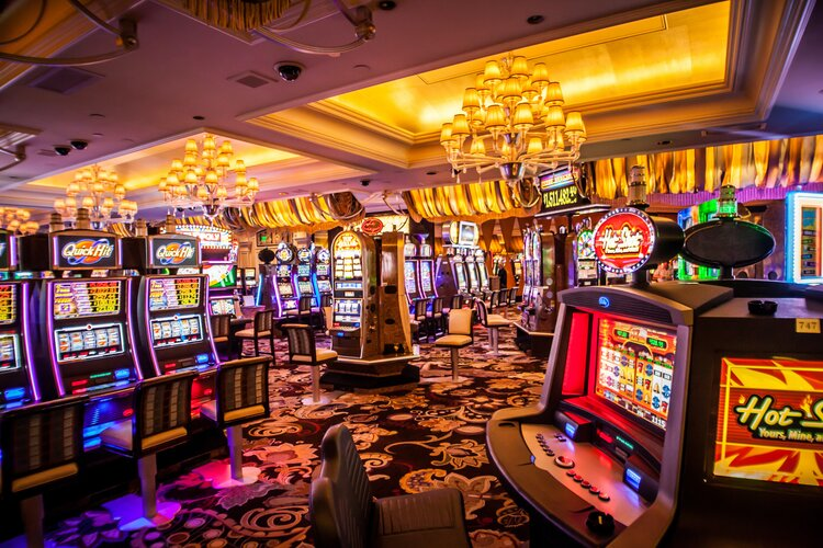 slot machines in north beach md